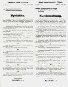 Omezení styku mezi obyvatelstvem nežidovským a židovským v Písku - preview