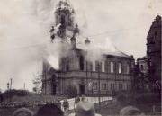 Vypálení synagogy v Liberci, 11. 11. 1938 - icon