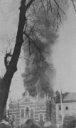 Hořící synagoga v Opavě, 10. 11. 1938 - icon