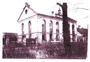 Vypálená synagoga v Nýřanech, 1938 - preview