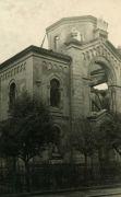 Vypálená synagoga v Sokolově - icon