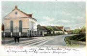 Synagoga v Nýřanech, 1899, pohlednice - icon